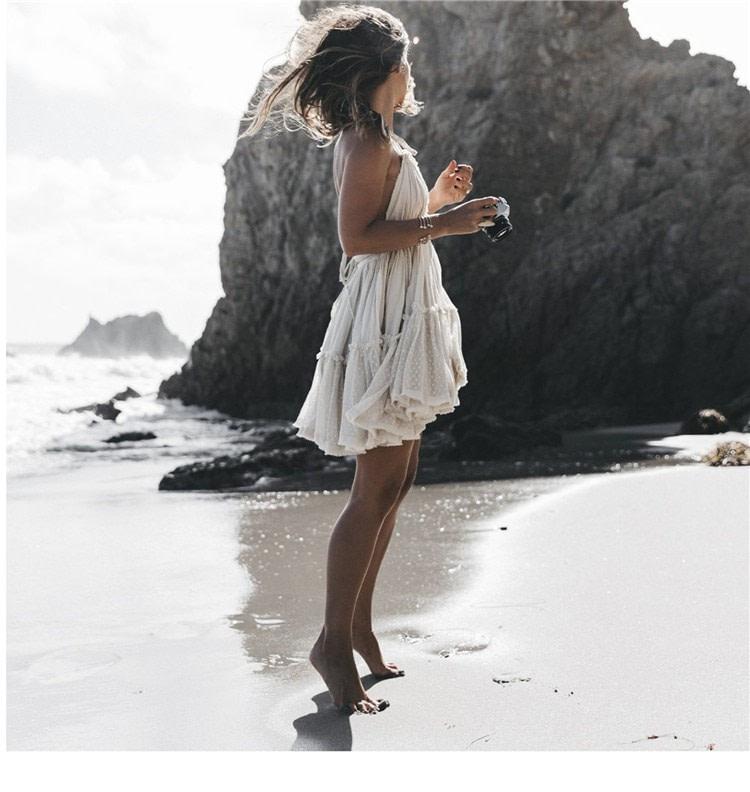 Bohemian Aline Plus Size Beach Dress  25
