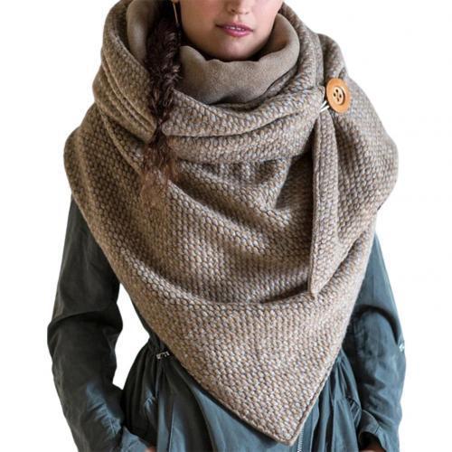 Bohemian Thick Warm Scarf Autumn & Winter Boho Styles » Original Earthwear