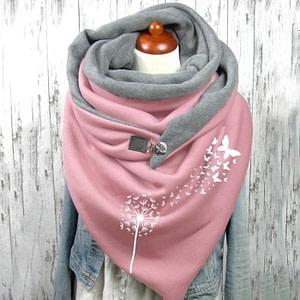 Fashion Winter Boho Wrap Scarf Autumn & Winter Boho Styles » Original Earthwear
