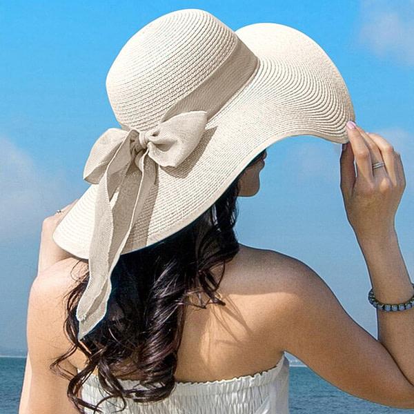 Boho Style Straw Hat Bohemian Accessories » Original Earthwear